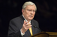 Elder Russell M. Ballard of the Quorum of the Twelve Apostles