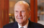 President Russell M. Nelson, President of the Quorum of the Twelve Apostles