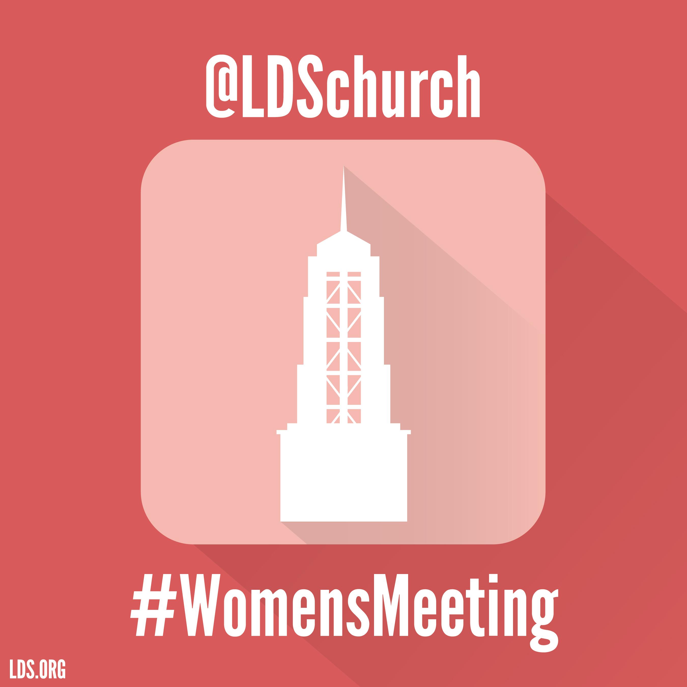 Andere zur Allgemeinen Schwesternversammlung einladen