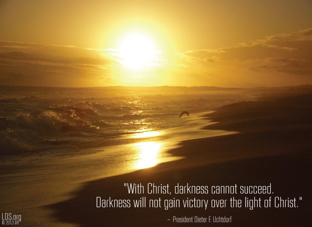 The Hope Of Gods Light