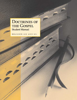 Doctrines of the Gospel manual