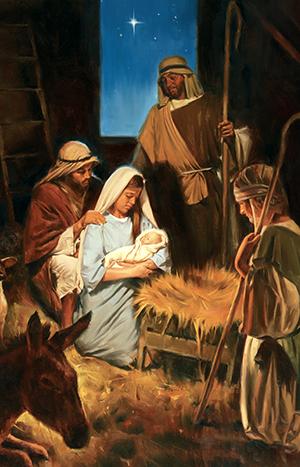 Christmas  The Birth of Jesus    Yeshua
