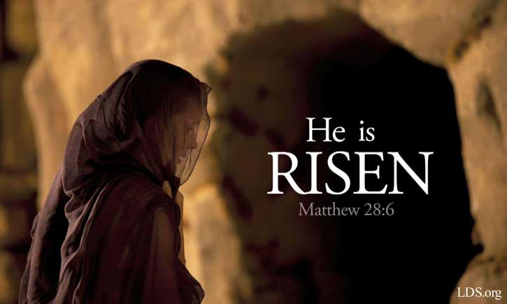 he is risen eng large images and memes,Easter Meme Religious