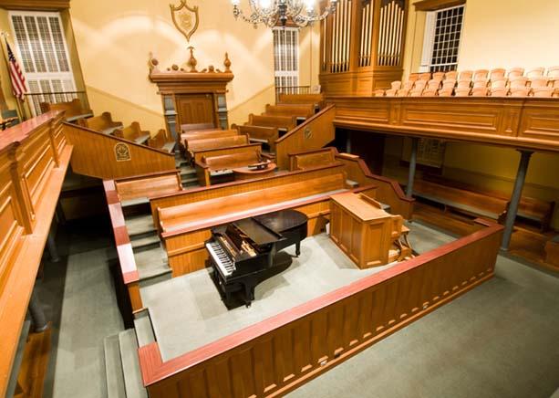 St. Georgeu2014St. George Tabernacle