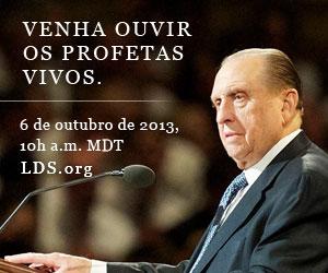Venha ouvir os profetas vivos!