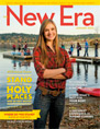 lds new era dating issue