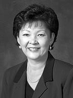 Sister Vicki F. Matsumori
