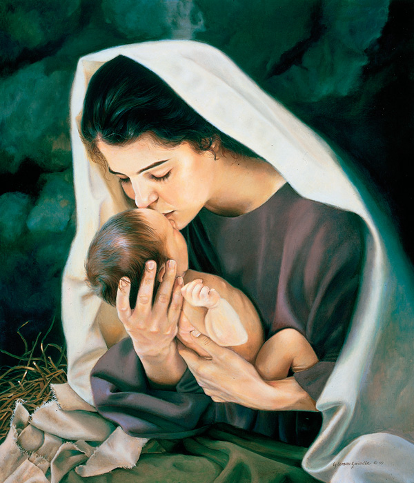 She Shall Bring Forth a Son