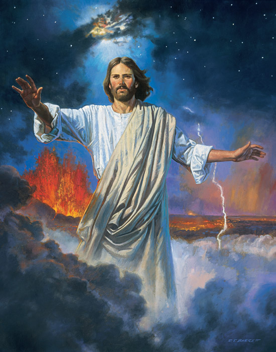 Préférence The Living Christ - ensign GJ81