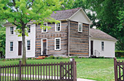 original Nauvoo home of Joseph Smith