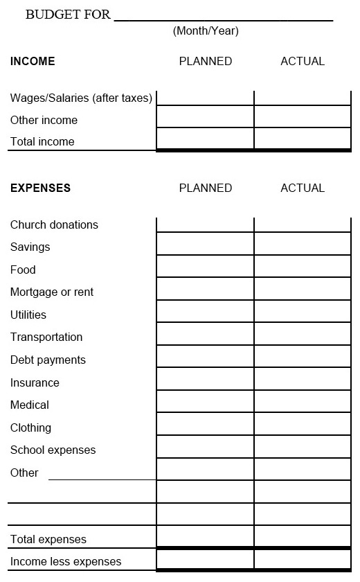 Power Tools For Family Finances  Ensign