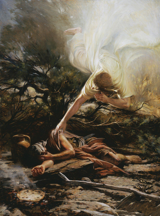 biblical paintings angels - photo #18