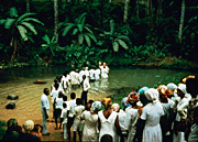 photo of Nigerian baptisms
