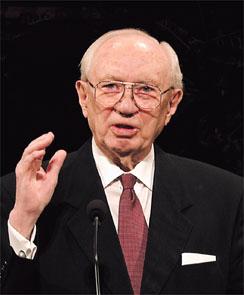 President Gordon B. Hinckley