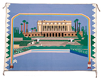 Arizona Temple Rug