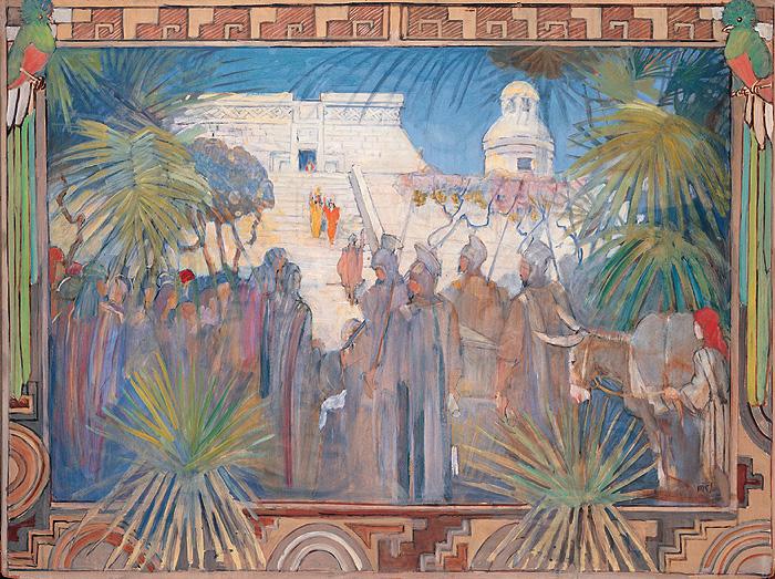 Mosiah Discovers the People of Zarahemla