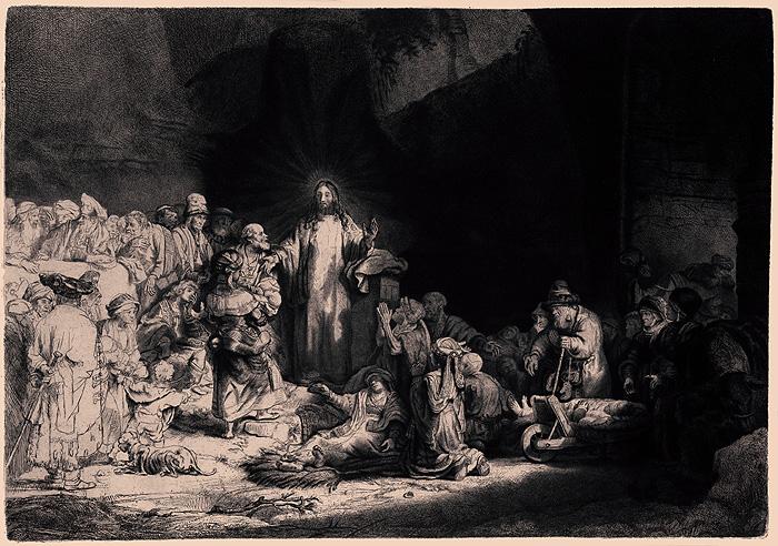 Christ Ministering