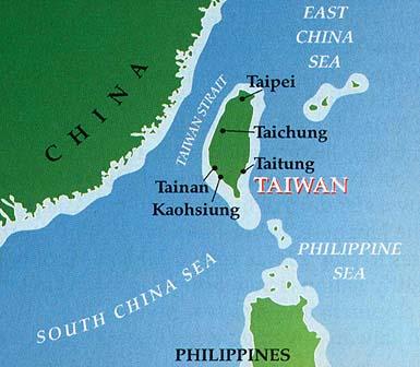 Taiwan: - ensign