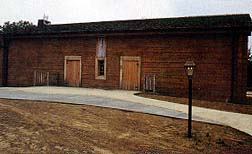 Kanesville Log Tabernacle
