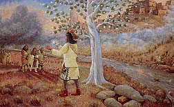 Lehi's Vision of the Tree of Life
