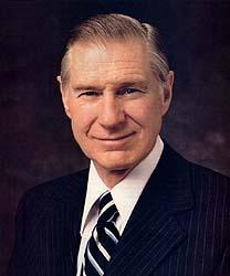 President James E. Faust