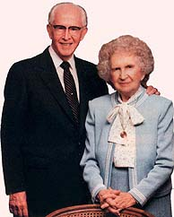 President and Sister Benson