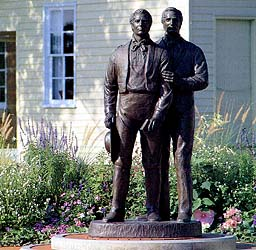 Statuary of the Prophet Joseph Smith