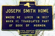 Joseph Smith Home
