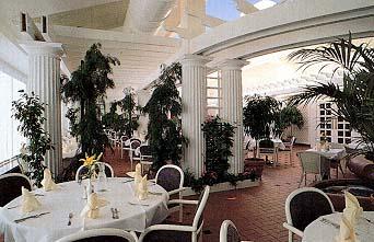 Roof Restaurant Garden