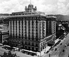 The Hotel Utah