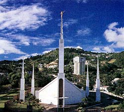 The Guatemala City Temple