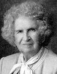 Sister Flora Amussen Benson