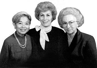 General Relief Society Presidency