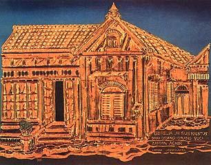 The Chapel at Yogyakarta