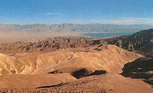Kadesh-barnea: Oasis