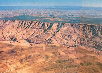 Dibon-gad and the Madaba Plateau