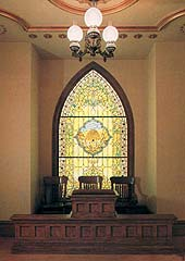 Salt Lake City Fourth Ward chapel