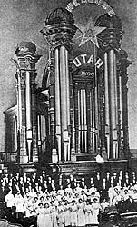 The Tabernacle Choir at the turn of the century