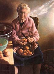 Grandma Harris Canning