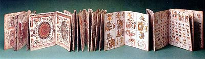 A facsimile of the Codex Borgia
