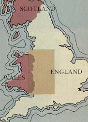 Maps show detail of the Herefordshire area