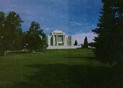 The Alberta Temple