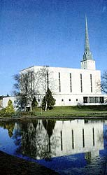 London Temple, New Chapel, Lingfield, Surrey