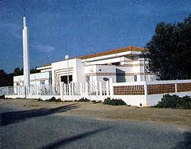First LDS chapel constructed in Portugal