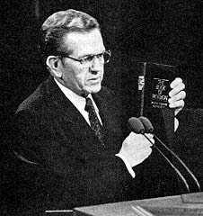 The Book of Mormon and Elder Packer