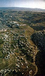 The ancient City of David