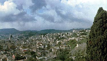 Nazareth, City of the Savior's Youth