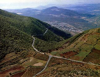 The Hills of Upper Galilee
