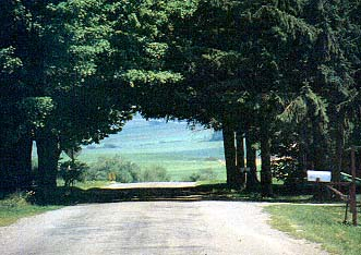 Farmersville, New York
