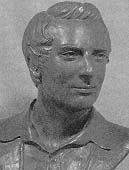 A bust of Joseph Smith